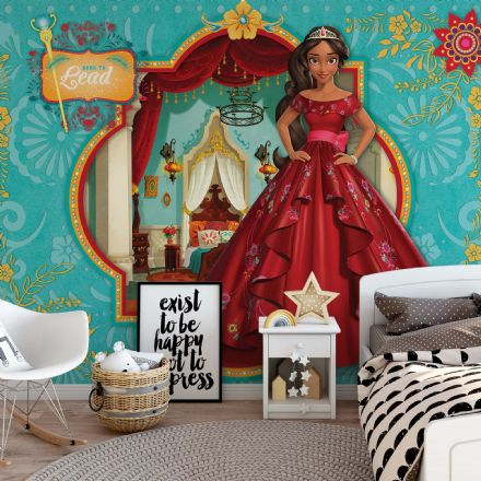 Avalor Elena paper wallpaper wall mural